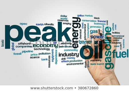 Gas Dependent Stock photo © cteconsulting