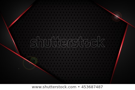 Gradient metal holes background Stock photo © romvo