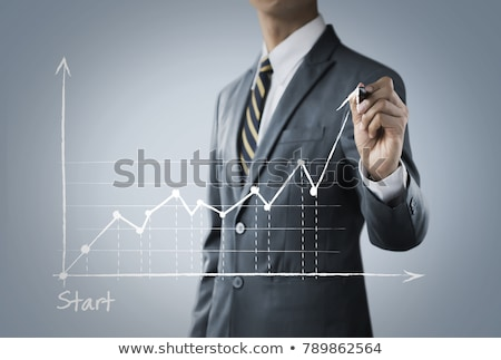 business performance concept stock photo © olivier_le_moal