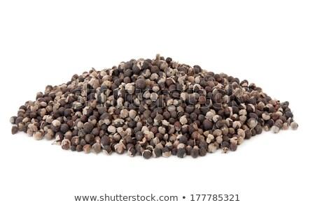 Stock photo: Vitex Fruit