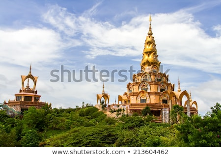 Phasornkaew Temple ,that place for meditation that practices, Kh Stock photo © FrameAngel