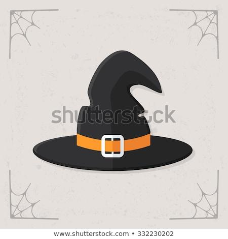 Cute Хэллоуин стороны искусства Сток-фото © kali