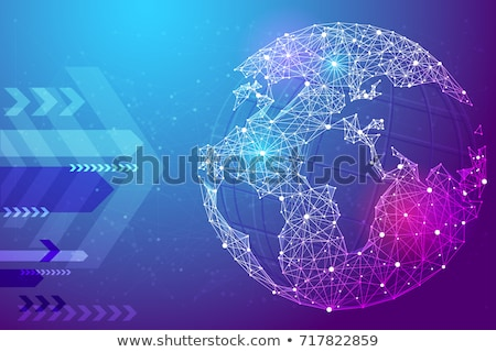swirl · abstract · logo · symbool · icon · globale - stockfoto © cienpies