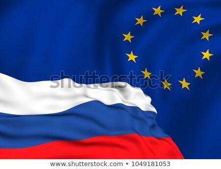 UK sanctions against Russia Stock photo © orensila