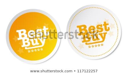желтый · вектора · икона · дизайна · цифровой - Сток-фото © rizwanali3d