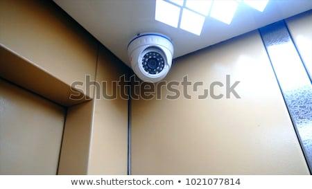 CCTV Surveillance Cam Stock photo © Spectral