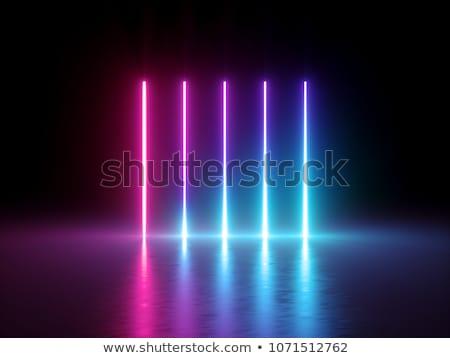 Diodo luz abstrato foco tecnologia fundo Foto stock © stevanovicigor