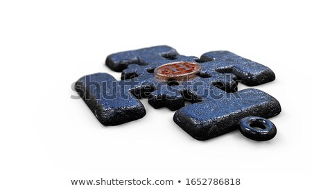 Heraldic Crosses and Christian Monograms stock photo © Glasaigh