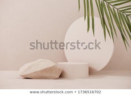 Armonia sapone sale marino massaggio pietre Foto d'archivio © dariazu