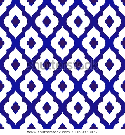 moroccan tiles Stock photo © trgowanlock