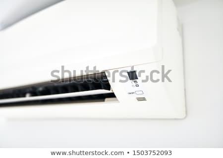 Eenheid geïsoleerd witte wind elektriciteit tool Stockfoto © kitch