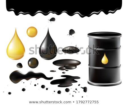Black barrels Stock photo © Nobilior