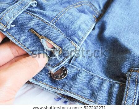 Reverse jeans pockets Stock photo © Taigi