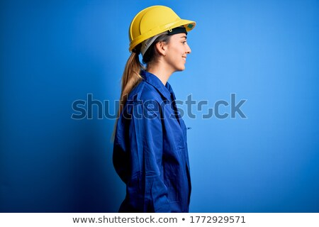 engineer and construction worker side by side stock photo © photography33