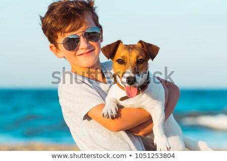 Boy and jack Stock photo © Toivo