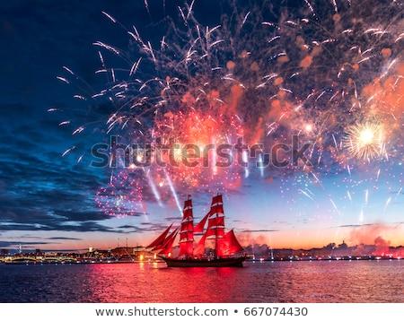 St. Petersburg White Nights Stock photo © Antartis