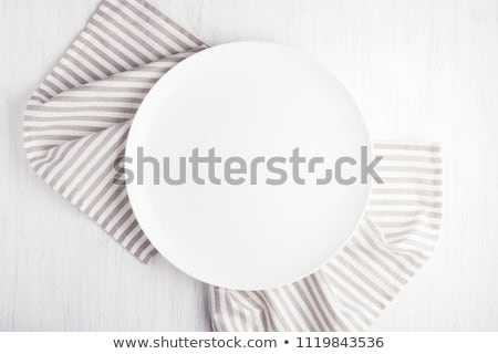 modern dish ware Stock photo © magann