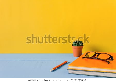 Education table of contents. Stock photo © iofoto