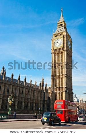 подземных большой Бен Лондон известный сторона Сток-фото © hd_premium_shots
