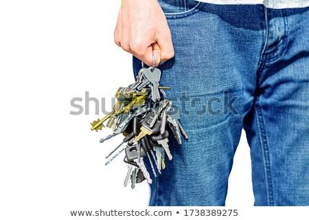 mi · jeans · grande · Foto · jóvenes · delgado - foto stock © jayfish