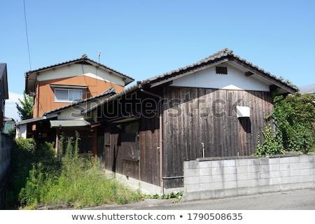 Deserted House Stock photo © dirkr