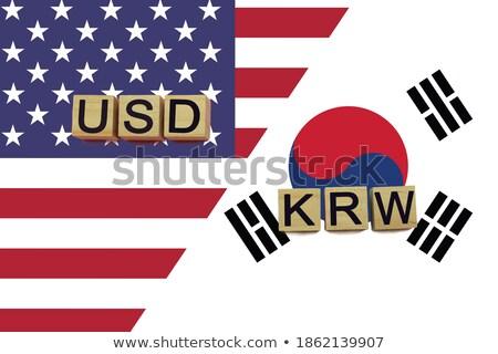 American country code Stock photo © stevanovicigor
