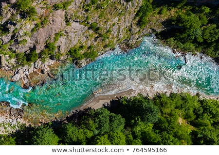 view of ravine stock photo © oleksandro