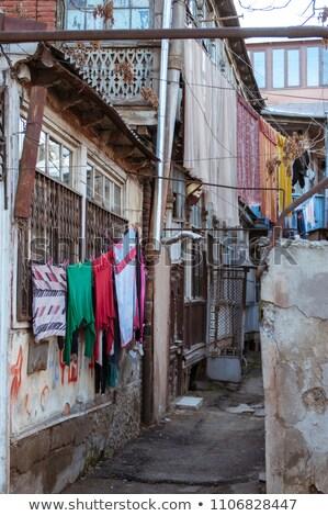 Tbilisi yard, Georgia Stock photo © joyr