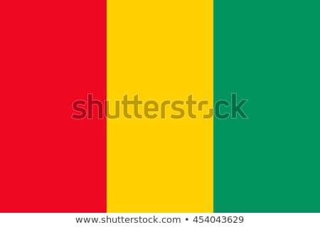 flag of Republic of Guinea Stock photo © Istanbul2009