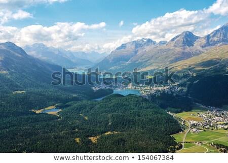 Panorama natureza poeira aventura vale assistindo Foto stock © CaptureLight