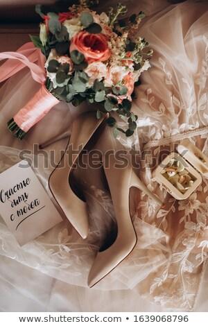 ingericht · bloemen · textuur · lichaam - stockfoto © svetography