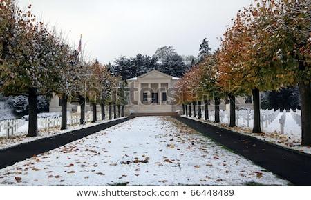 First World War Memorial in Paris Stock photo © smartin69