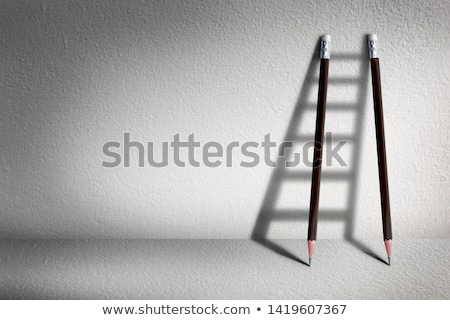 kleine · bedrijven · voordeel · vertragen · reusachtig · slaan - stockfoto © lightsource
