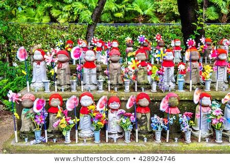 Японский · путешествия · красный · Бога - Сток-фото © boggy