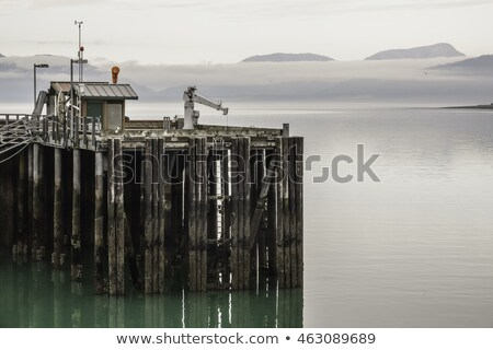 Quiet cove in Alaska Stock photo © wildnerdpix