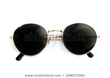 Modern accessory sun glasses for protection eyes. Stock photo © artjazz