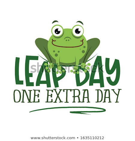 Leap day, one extra day - leap year 29 February Stock photo © Zsuskaa