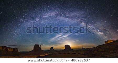 Grand Canyon ver norte natureza lua Foto stock © alexeys