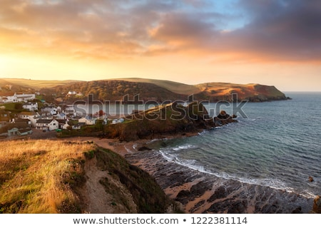 Hope Cove, Devon Stock photo © andrewroland
