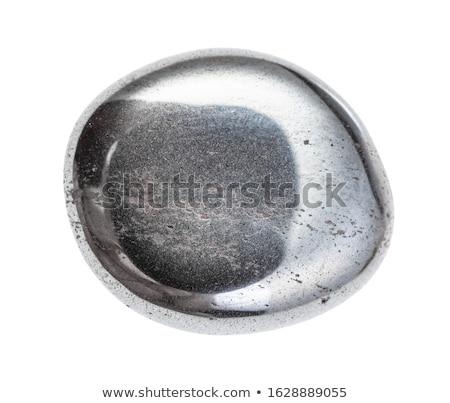 natural hematite texture  Stock photo © jonnysek