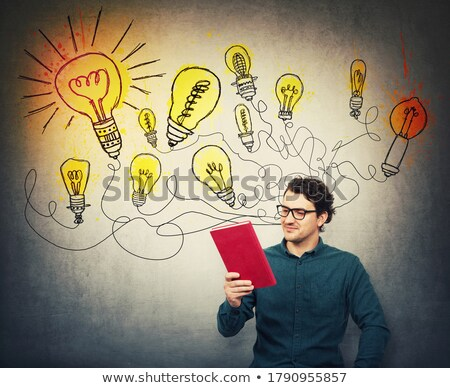 Knowledge - Title of Book. Innovation Concept. Stock photo © tashatuvango
