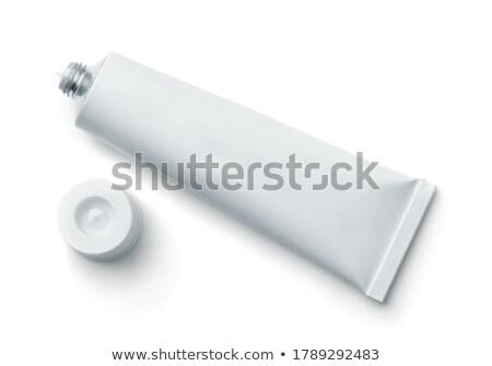 アルミ 管 水 テクスチャ 油 産業 ストックフォト © shutswis