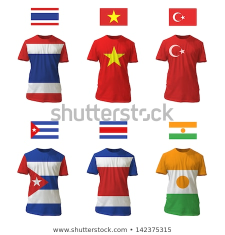 Turkey and Costa Rica Flags Stock photo © Istanbul2009