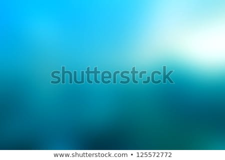 Waves abstract background blue and green stock photo © cosveta