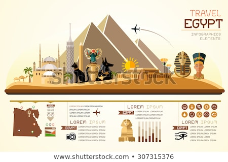 travel in Egypt Stock photo © adrenalina