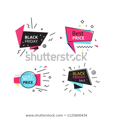 Black Friday Sale Best Offer, 50 Percent Price Off Stock photo © robuart