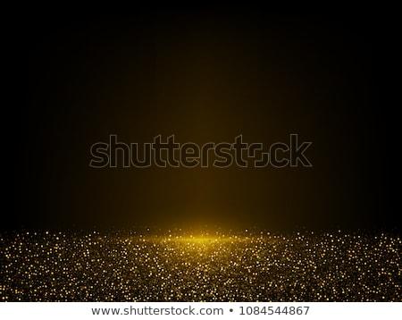 star yellow gold background stock photo © studiostoks