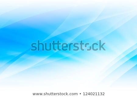 抽象的な 青 行 液体 スタイル 渦 ストックフォト © SArts