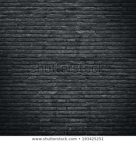 alvenaria · parede · textura · abstrato · pedra · preto - foto stock © leonardi