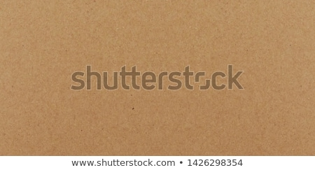Stock photo: Old Cardboard Background